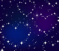 Himmel voller Sterne