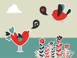 Klangvoller Liebesruf