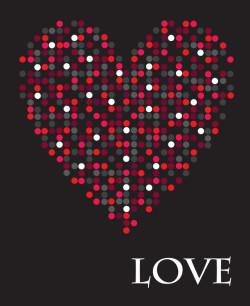 Lichterlohe Liebe